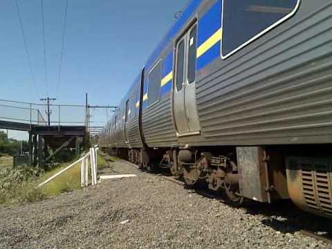 Ex HDB stabling at VPK siding.mp4
