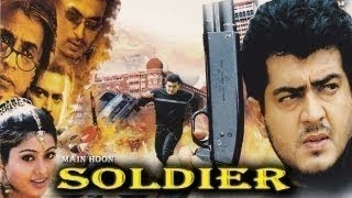 Main Hoon Soldier  - Full Length Action Hindi Movie