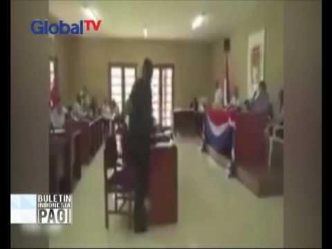 Presiden Bolivia Ketauan Sedang Buka Video Porno Lewat Ponsel Saat Persidangan - BIP 28/12