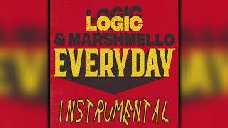 Logic & Marshmello | Everyday (Instrumental) [FREE DOWNLOAD]