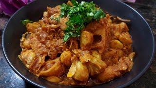 How To Make Kathal (Jackfruit) Ki Sabzi | Kathal Ki Sabzi Recipe | Easy Kathal Ki Sabzi