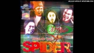 spider tak esok lusa