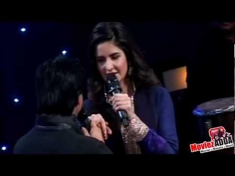 Shahrukh Charms Katrina & Anushka With His Humour