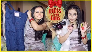 Shrenu Parikh Aka Gauri Of Ishqbaaz Receives Gifts From Fans | Telly Reporter Exclusive