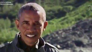 Survivor Barack Obama - En pleine nature avec Bear Grylls.