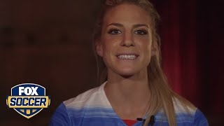 Abby Wambach: As performed by her teammates | @TheBuzzer | FOX SOCCER