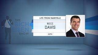 Rece Davis Talks NFL Draft, ESPN & More w/Rich Eisen   Full Interview   4/23/19