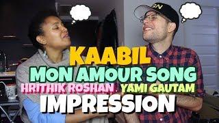 Mon Amour Song - Kaabil | Hrithik Roshan | Yami Gautam | IMPRESSION