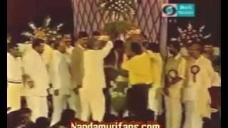 NBK - Nandhi Award