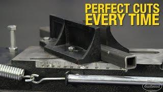Cut Metal Tubing Up to 4.5
