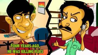 RJ Naved in 'Murga and Makkhi Maarne Ka Kaam'
