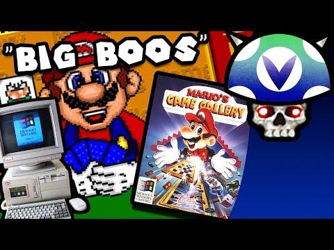 Xxx Mp4 Vinesauce Joel Mario Go Fish Mario 39 S Game Gallery 3gp Sex
