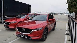 Mazda 3, 6, CX-3, CX-5, CX-9, MX-5 Мазда Шоу во Львове