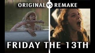 Original vs Remake: Friday the 13th