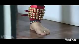 kavya madhavan hot anklet feet compilation