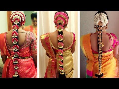 Xxx Mp4 Indian Bridal Hairstyles Wedding Hairstyles Step By Step Bridal Bun And Bridal Plait Hairstyles 3gp Sex
