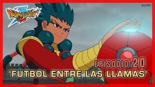 Inazuma Eleven Go Chrono Stones - Episodio 20 español «Fútbol entre las llamas»