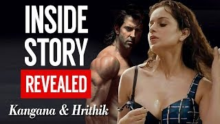 HOTTEST Controversy of BOLLYWOOD ever REVEALED - Hrithik & Kangana