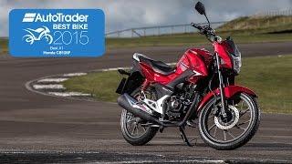 2015 Best A1 Licence Bike - Honda CB125F - Best Bike Awards