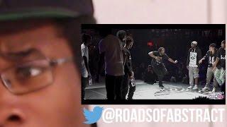 KOD France | Criminalz vs Heavyflow | Hip Hop Semi Final | #2016KODWORLDCUP REACTION!