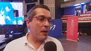 Interview Frantz Gaillard à l'issue de la finale du Top 12