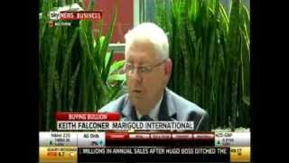 Sky News Interview with MIBD's Keith Falconer