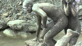 Butoh 舞踏  - Dance in the mud - full performance (part 2 of 2)