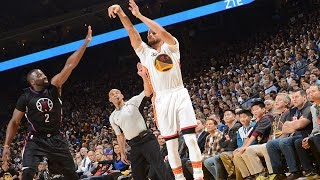 Stephen Curry Puts Up 9 Threes in 3 Quarters! | 01.28.17