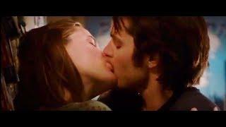 Jennifer Garner hot french kiss