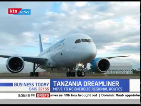Xxx Mp4 Tanzania Acquires Its First Boeing 787 Dreamliner Aircraft BUSINESS TODAY 3gp Sex