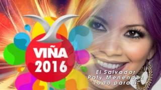"""El Salvador - Paty Menéndez   """"Todo para """"Todo para tí"""""""