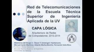 FARC G3 diseño lógico de red