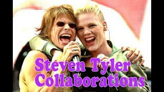 10 Steven Tyler Collaborations You Must Know | Amazing Top 10