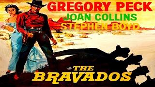 The Bravados 1958 - Gregory Peck, Joan Collins - Western Movies