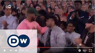 Billboard'a The Weeknd damgası - DW Türkçe