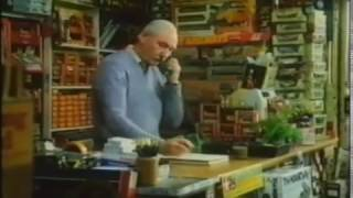 Good Old Yellow Pages 1970's Roll Back The Years TV Ad