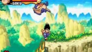Dragon Ball Advance Adventure Ep: 1 Goku meets Bulma