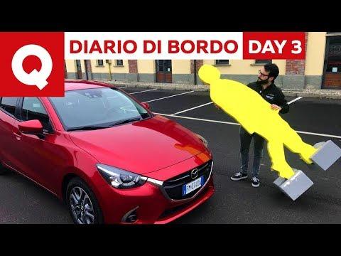 Nuova Mazda2 tutta questa tecnologia serve davvero Diario di Bordo Day 3
