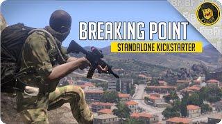 Breaking Point: Standalone - Kickstarter Announced!