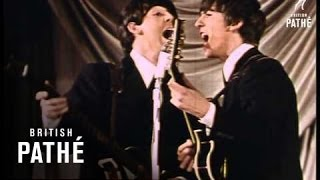 THE BEATLES COME TO TOWN - Technicolor & Techniscope