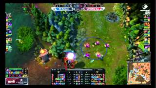 OGN HOT6 Champions Summer Finals: KT Rolster Arrows vs Samsung Galaxy Blue Game 1