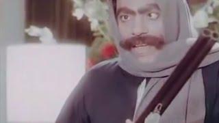 أجمد مشهد في فيلم احترس من الخط .. عادل إمام