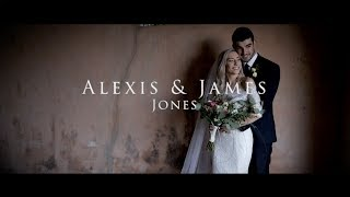 Alexis & James: Wedding Film at The Sydonie Mansion