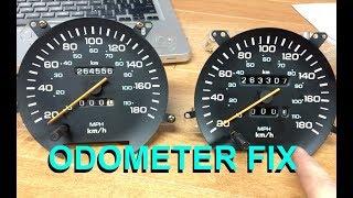 1st Gen Cummins Broken Odometer