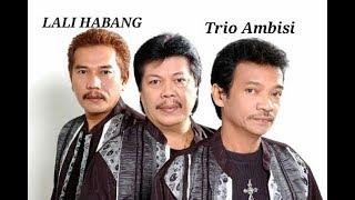 LALI HABANG - TRIO AMBISI [LAGU POP BATAK, LAGU BATAK POPULER]