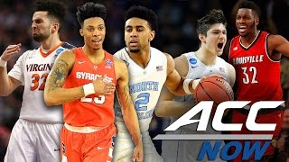 Way Too Early Top 5 ACC Basketball Teams For 2016-17 Season