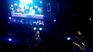 Procuro olvidarte - Los Nocheros en Laguna Paiva (20/01/2012)