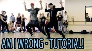 AM I WRONG - Nico & Vinz Dance Tutorial | @MattSteffanina Choreography (@DanceVidsLive)