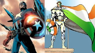 10+ Indian superheroes copy from marvel and DC | Hindi explain