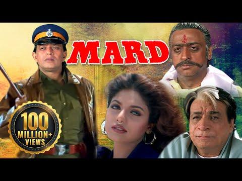 Xxx Mp4 Mard 1998 HD Mithun Chakraborty Ravali Johnny Lever Superhit Hindi Movie With Eng Subtitles 3gp Sex